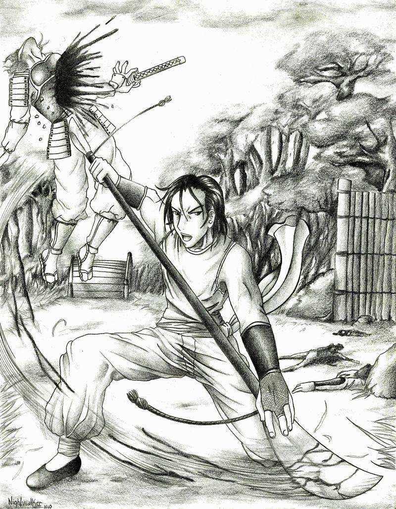 Guerrero Cl?sico (Classic Warrior)