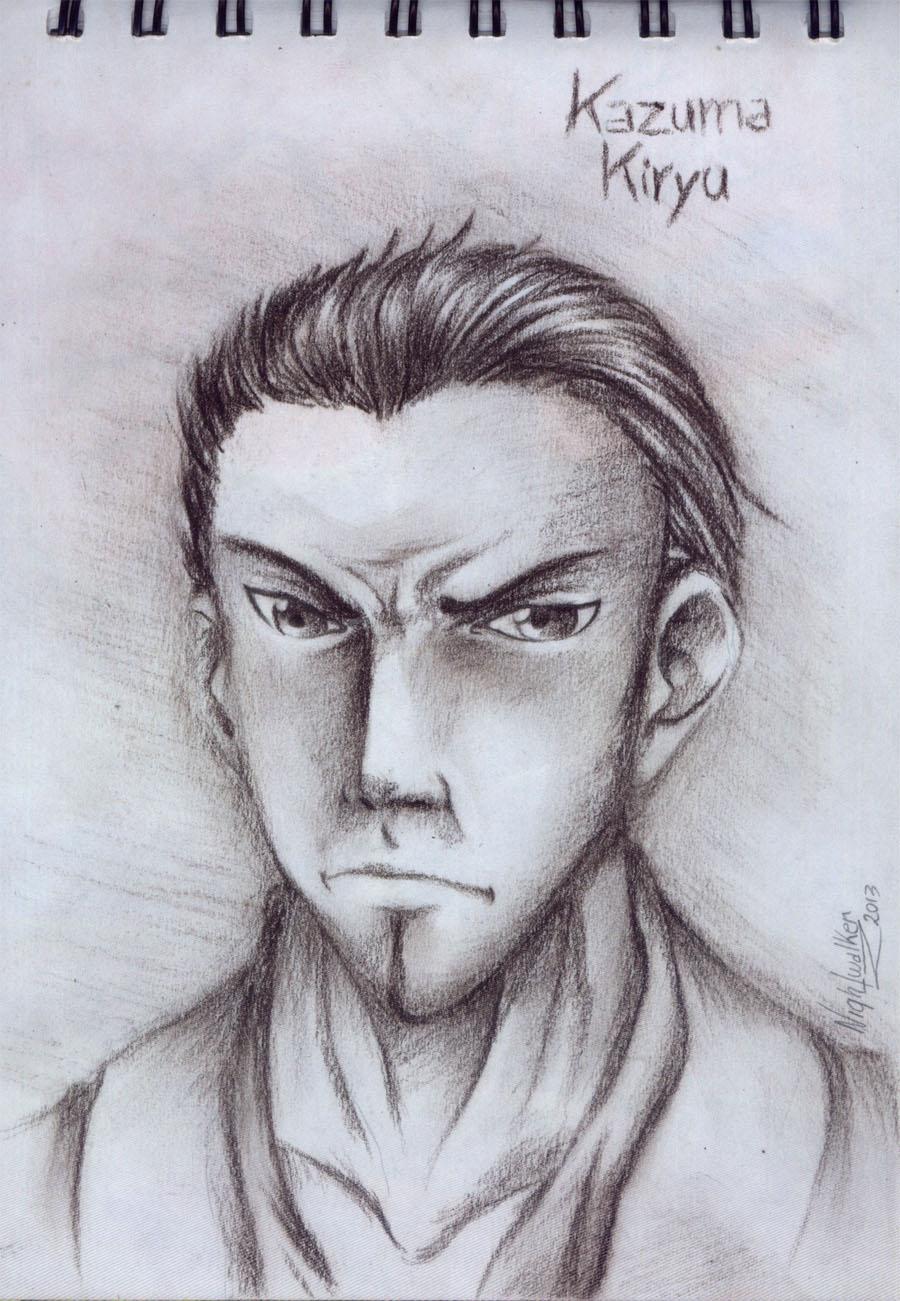 Kazuma Kiryu, Yakuza PS2