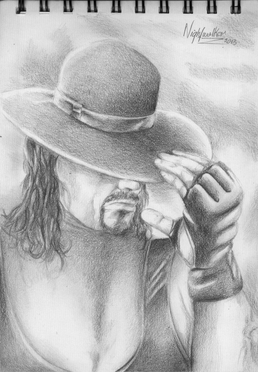 The Legend, The Master, THE UNDERTAKER!